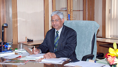 Prof. Satish Chandra