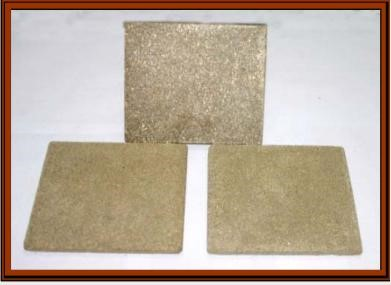 New Thermal Insulation Tile Using Exfoliated Vermiculite